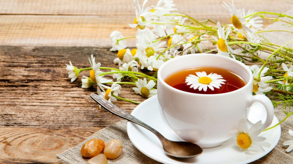 Chamomile Tea - Natural remedies for Anxiety