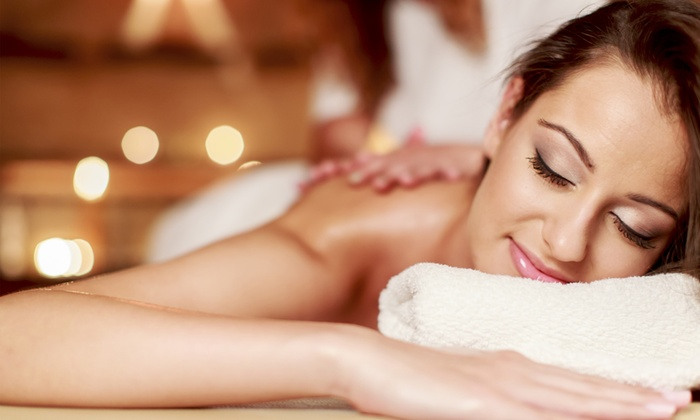massage - holistic treatment for anxiety